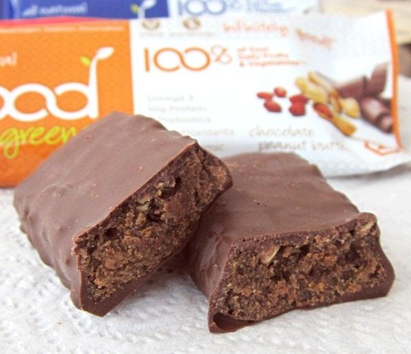 Good Greens Wellness Bars - Dairy-Free, Vegan