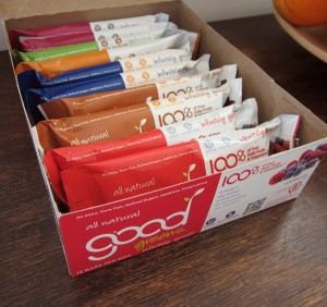 Good Greens Wellness Bars - Dairy-free, Vegan, Gluten-Free