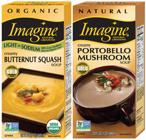Imagine Organic Creamy Soups
