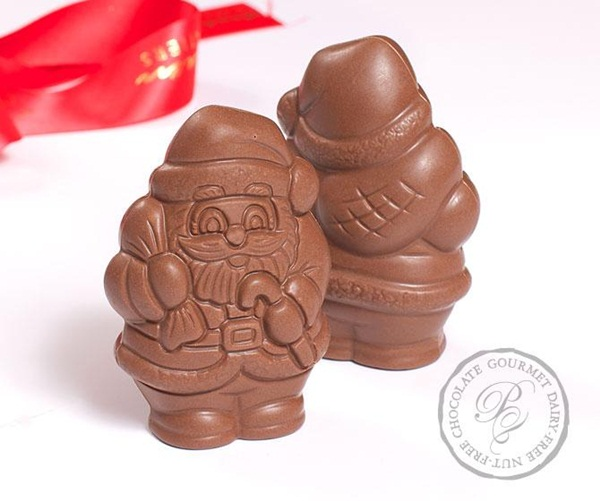 Premium Chocolatiers Holiday Gluten and Dairy Free Chocolate