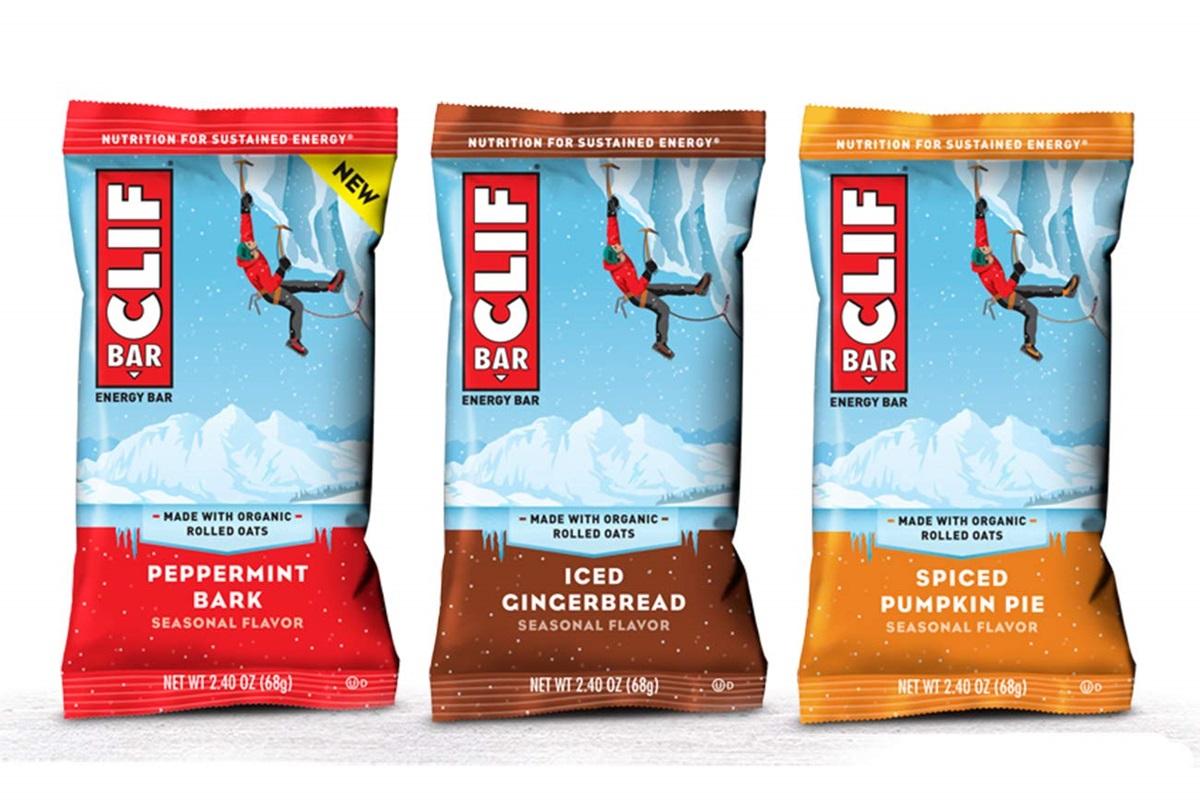CLIF Bar Seasonal Holiday Flavors Reviews and Information