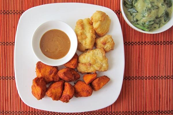 Saffron Road Chicken Bites - Frozen & Gluten-Free