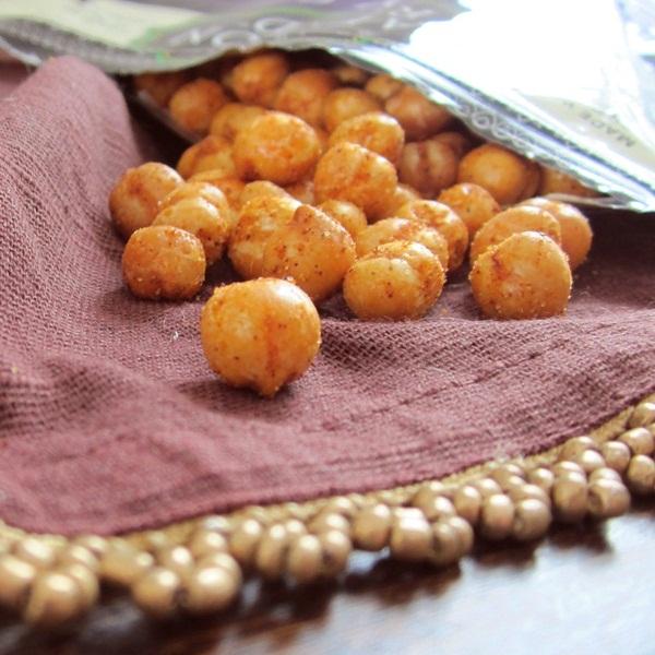 Saffron Road Crunchy Chickpeas - Gluten-Free, Vegan