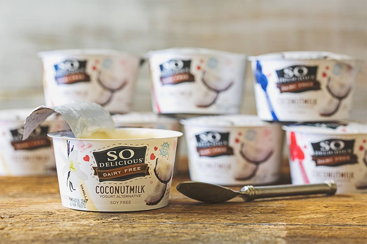 So Delicious Dairy Free Coconut Milk Yogurt (Review) - our unbiased take on this vegan, soy-free alternative