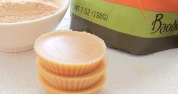 Baobab SuperFruit Dairy-Free White Chocolate