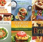 Giveaway: The Gift of 7 New Vegan Cookbooks!