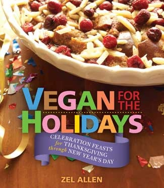 Vegan Cookbooks Giveaway: Vegan for the Holidays