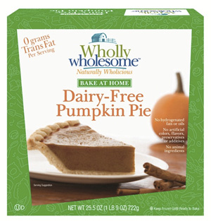 Wholly Wholesome Dairy-Free Pies (Review)