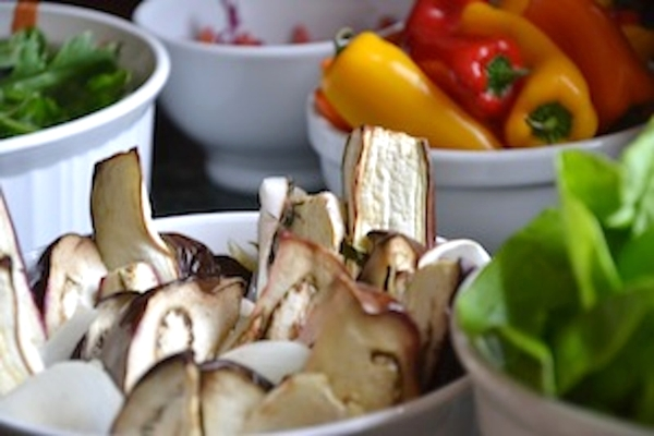 Lemon Coconut Eggplant Fries - Dairy-Free, Paleo, Vegan, Gluten-Free