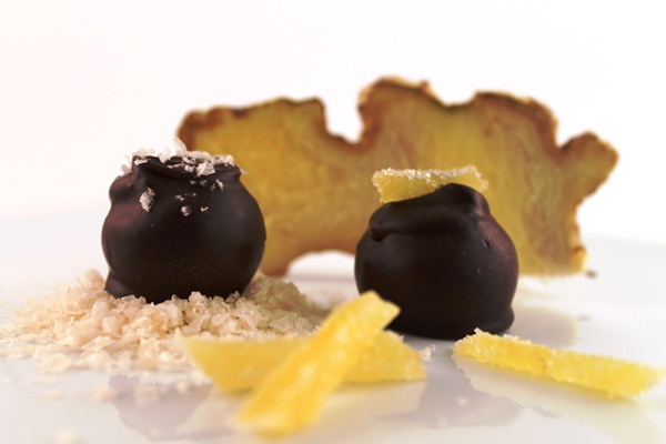Dear Coco Artisan Dairy Free Chocolate Truffles