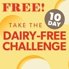 Take the Dairy-Free Challenge!