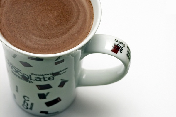 Hot Chocolate with Dairy-Free Creamer