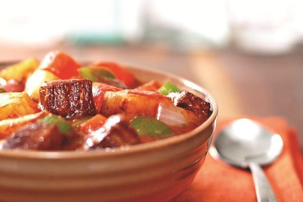 Lean Vegetable Beef Stew