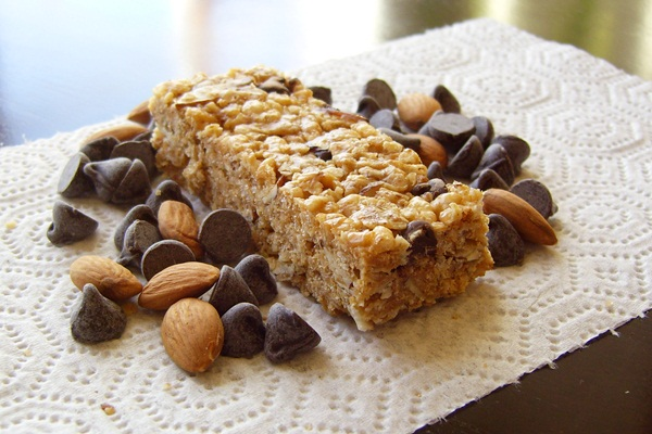 Good Healthy Snacks - Dairy-Free Granola Bars