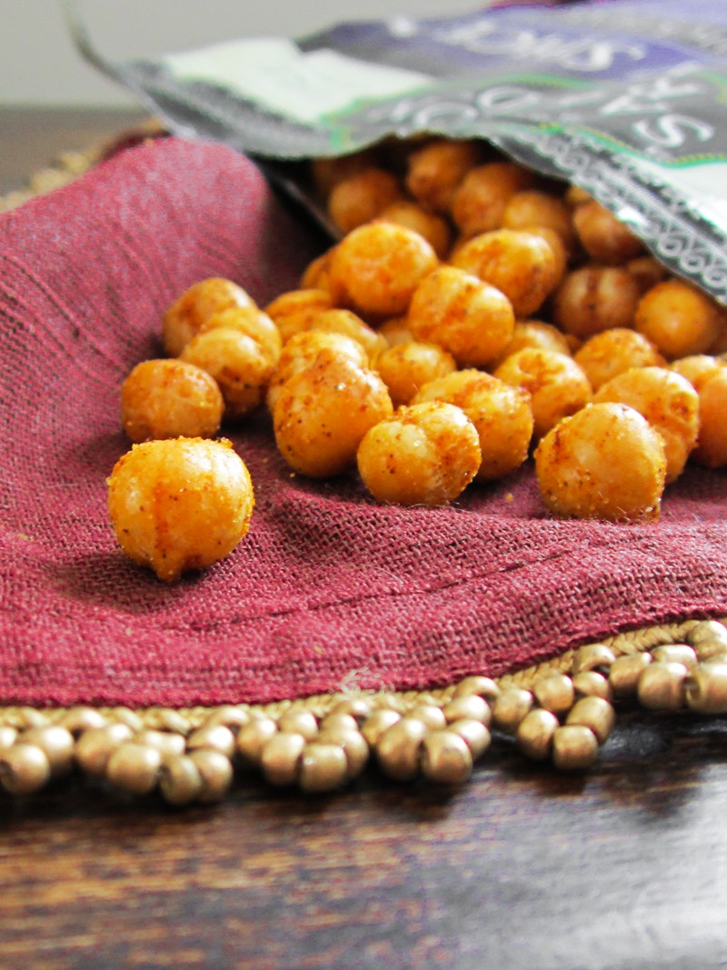 Saffron Road Crunchy Chickpeas Reviews and Info - dairy-free, gluten-free, vegan varieties - several flavors.