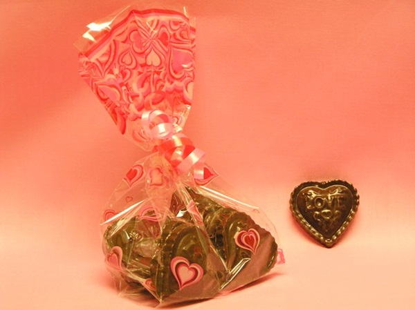 Dairy-Free Valentine Chocolate - Amanda's Own