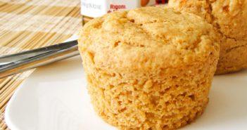 Jammin' Cinnamon Apricot Muffins Recipe - Dairy Free