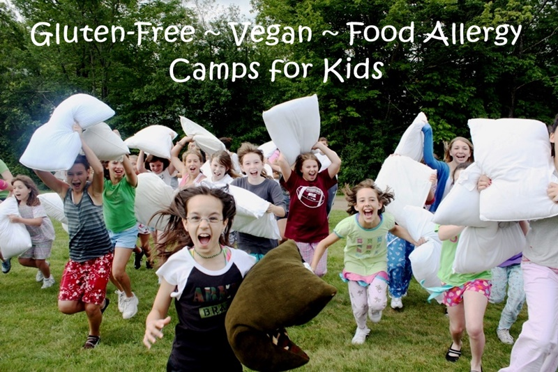 Big List of Gluten-Free, Vegan and Food Allergy Camps for Kids