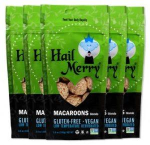 Hail Merry Macaroons