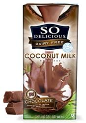 Dairy Free Chocolate Coconut Milk Beverage - Vegan Chocolate Mousse Cups Recipe