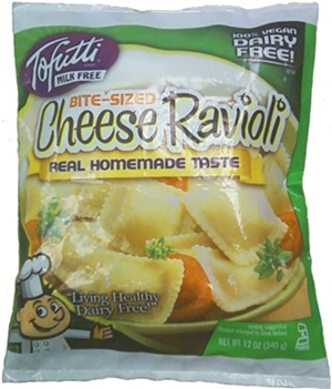 Tofutti Dairy-Free Cheese Ravioli