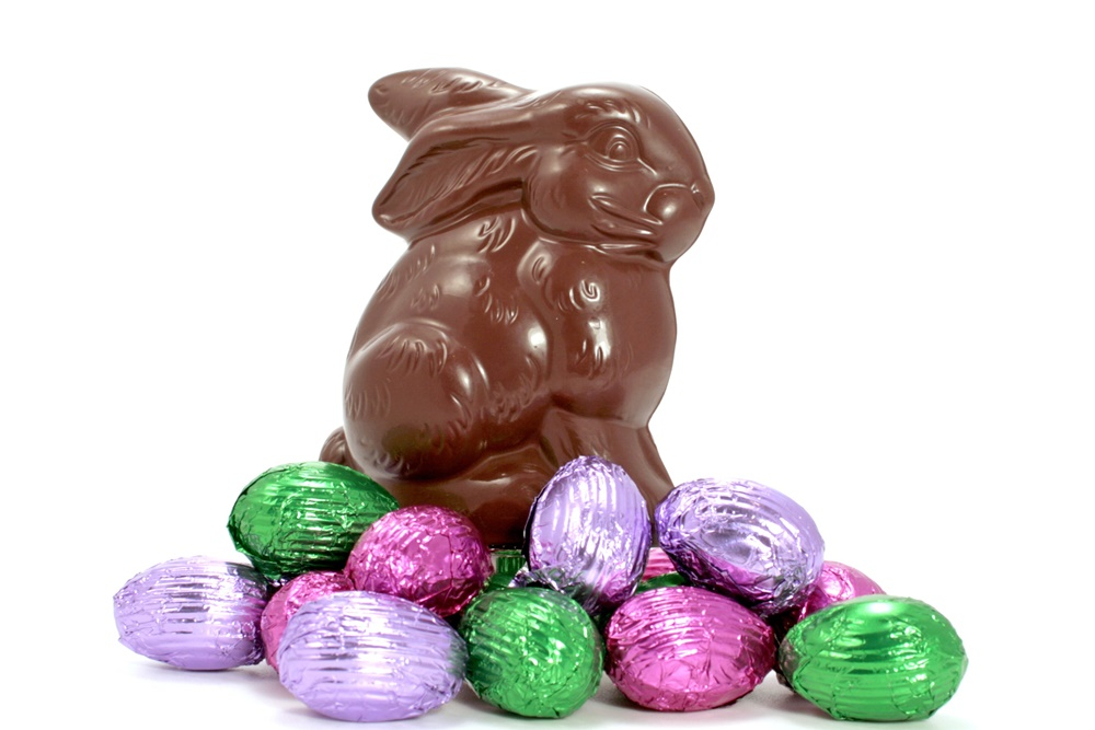Vegan and Dairy-Free Chocolate Easter Bunny and Egg Round-Up - Over 20 Chocolatiers! (includes gluten-free, soy-free, and nut-free options)