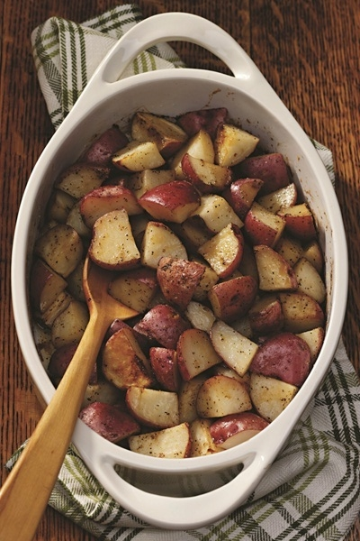 Country-Roasted Barbecue Potatoes Recipe