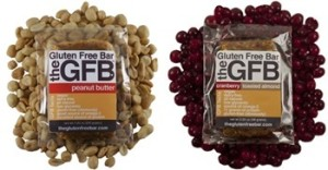 The Gluten Free Bar Review - Dairy-Free & Vegan