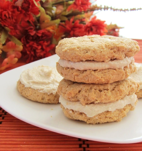 Sandwich Maple Cookies - Allergy-Friendly, Vegan, Gluten-Free