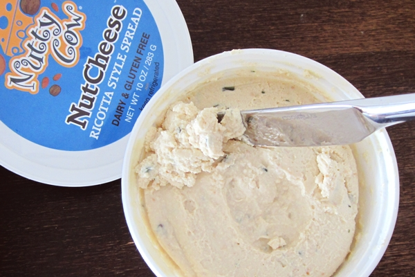 Nutty Cow Ricotta Cheese Style Spread