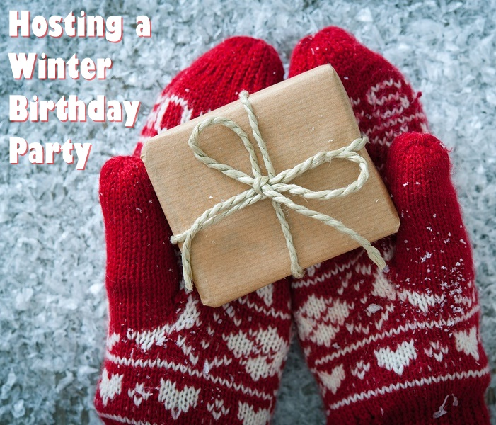 How to Host a Fun Winter Birthday Party (with tips for dairy-free, gluten-free, and food allergies for guests and guests of honor!)
