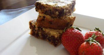 Gluten-Free Quinoa Chocolate Chip Brownies Recipe