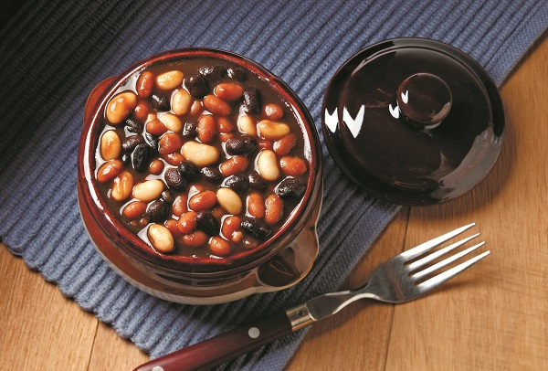 Sweet 'n Easy Baked Beans - Tri-Color + Sweetened with Apple Butter