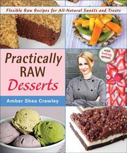 Practically Raw Desserts: Vegan Raw Pecan Shortbread Cookies