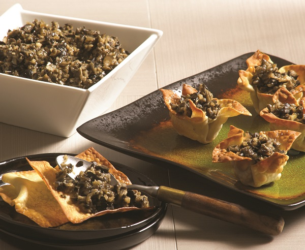 Asian Spicy Tapenade