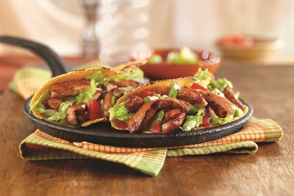 Sweet And Spicy Tacos Recipe — Dishmaps
