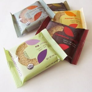 Cocomo Joe JoeBars - Raw, Organic Coconut Snack Bars