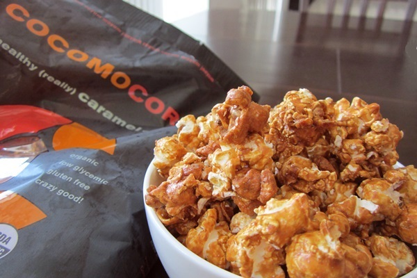 Cocomo Joe Healthy Caramel Corn