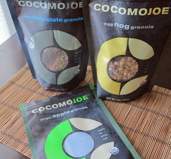 Cocomo Joe Organic Granola Review