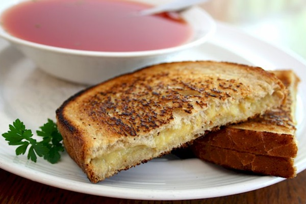 Vegan Grilled Cheese Sandwich from Go Dairy Free