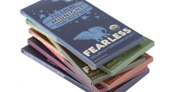 New Dairy-Free Products: Fearless Chocolate Bars