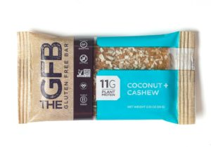 The Gluten Free Bar Reviews and Info - gluten-free, oat-free, soy-free, dairy-free, and vegan! In seven hefty flavors.