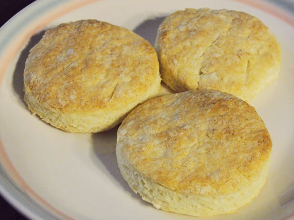 """Buttermilk"" Vegan Biscuits"
