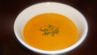 Red Bell Pepper Carrot Soup