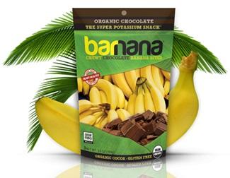 Barnana Banana Bites - Dairy-Free
