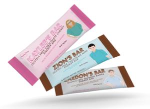 Better Batter Gluten-Free Energy Bars