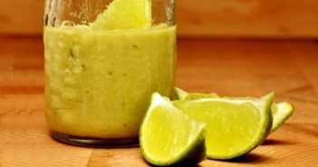 Creamy Coconut Lime Dressing Recipe (dairy-free, gluten-free, vegan, mayo-free & healthy!)