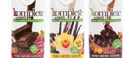 Komplete Meal Replacement Shakes