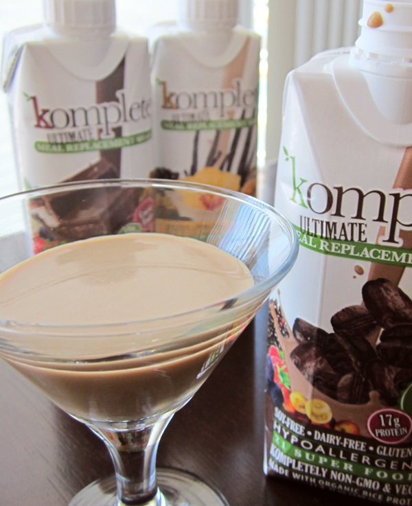 Kate Farms Komplete Dairy-Free Meal Replacement Shakes