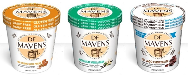 New Dairy-Free Products: DF Mavens Dairy Free Ice Cream